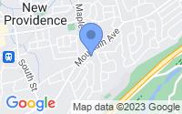 Map of New Providence NJ