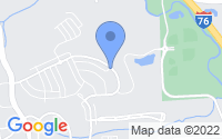Map of Cranberry Township PA