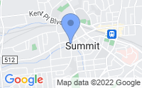 Map of Summit NJ