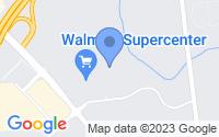 Map of Palmer Township PA