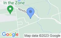 Map of Nazareth PA