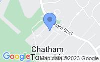 Map of Chatham Township NJ