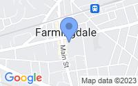 Map of Farmingdale NY