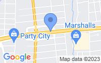 Map of Islip NY