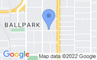 Map of Salt Lake City UT