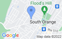 Map of South Orange NJ