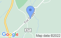Map of Chester NJ