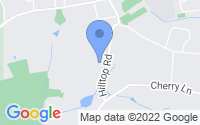 Map of Mendham NJ