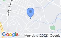 Map of Florham Park NJ