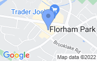Map of Florham Park NJ