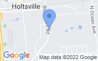 Map of Holtsville NY