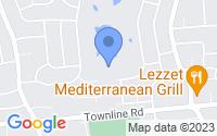 Map of Smithtown NY