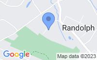 Map of Randolph NJ
