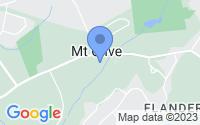 Map of Mount Olive Township NJ