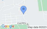 Map of Mount Olive NJ