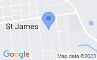 Map of Saint James NY