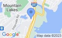 Map of Boonton Township NJ