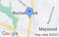 Map of Rochelle Park NJ