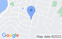 Map of Roxbury Township NJ