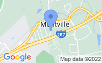 Map of Montville NJ