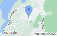 Map of Mount Arlington NJ