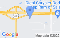Map of Salem OH
