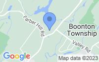 Map of Boonton NJ