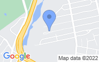Map of New Rochelle NY