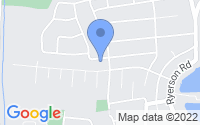Map of Lincoln Park NJ