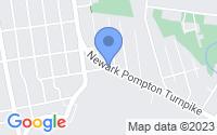 Map of Pequannock Township NJ