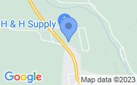 Map of Punxsutawney PA