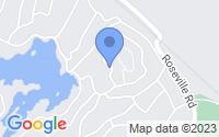 Map of Byram Township NJ
