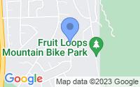 Map of Fruit Heights UT