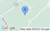 Map of Newton NJ