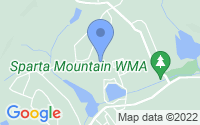 Map of Sparta Township NJ