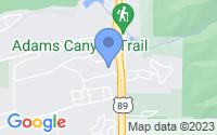Map of Layton UT