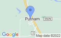 Map of Putnam IL