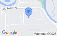 Map of Warren OH
