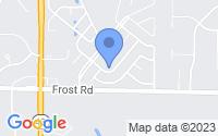 Map of Streetsboro OH