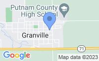 Map of Granville IL