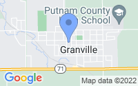 Map of Granville IL