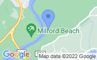 Map of Milford PA
