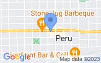 Map of Peru IL