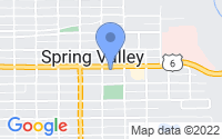 Map of Spring Valley IL