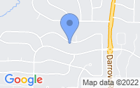 Map of Twinsburg OH