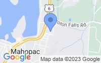 Map of Mahopac NY