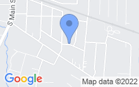 Map of Amherst OH