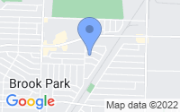 Map of Brook Park OH