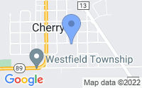 Map of Cherry IL