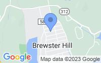Map of Brewster NY